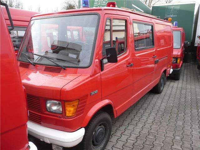 Mercedes-Benz Sprinter 308 Langversion * 1.Hand * nur 14 tkm *
