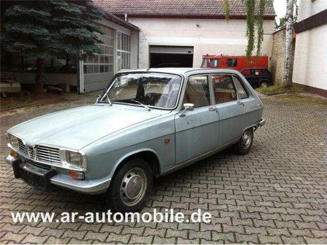 Renault Sonstige 16   1. Serie aus Südfrankreich