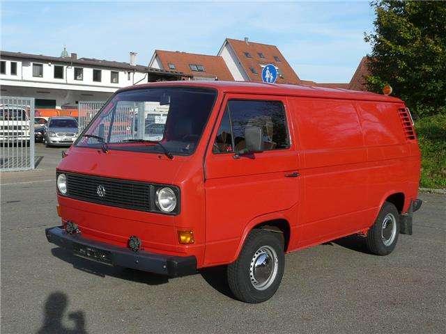 Volkswagen T3 T3 Kastenwagen mit H-Kennzeichen *Original 15 tkm*