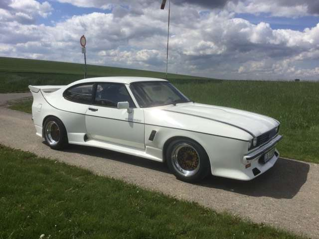Ford Capri Ford Capri Turbo Look