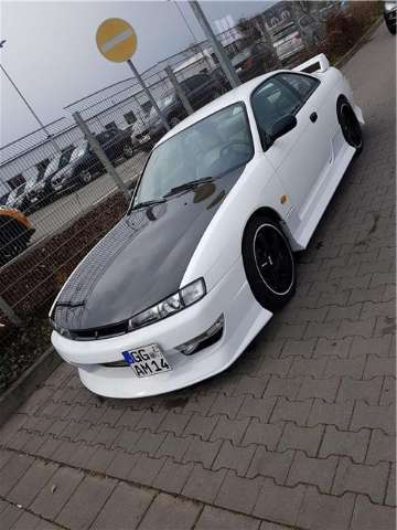 Nissan 200 SX Turbo 16V racing TÜV Neu