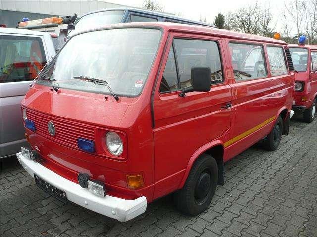 Volkswagen T3 T3 Kombi 2.0 * Oldtimer * 1.Hand * Wenig Km *