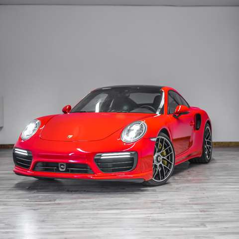 Porsche 991 911 Turbo S - approved 06/2021 - Teil exclusive