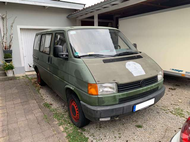 Volkswagen T4 Caravelle Campingausbau