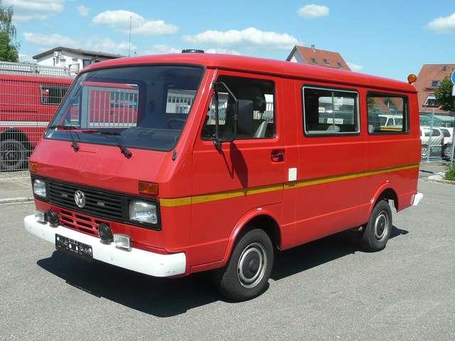 Volkswagen LT LT 28 G-Kat * 1. Hand * 9-Sitzer * nur 111 tkm *