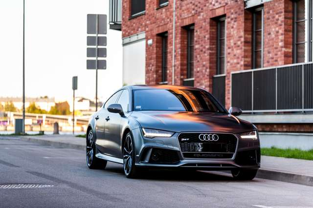 Audi RS7 performance