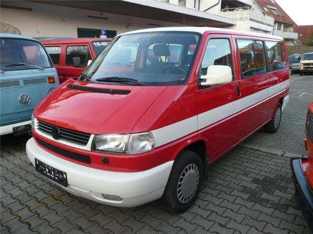 Volkswagen T4 Caravelle T4 Caravelle GL Syncro * langer Radstand * Klima *