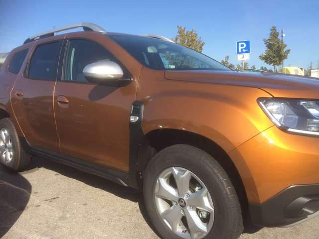 Dacia Duster TCe 125 4WD Comfort