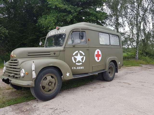 Ford Sonstige US-Army Ambulance