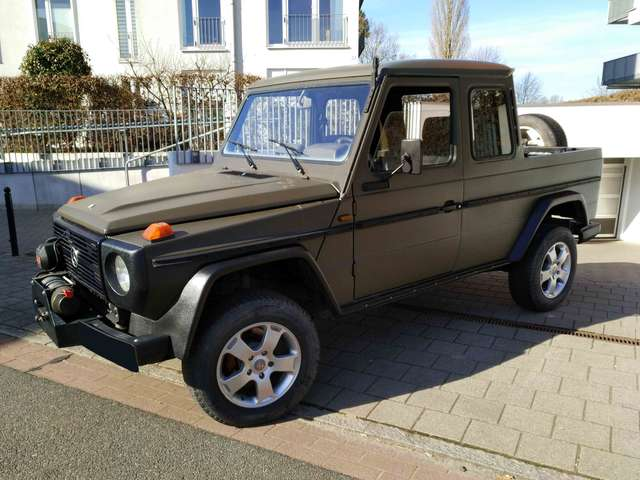 Mercedes-Benz G 300 GD w461 Pickup