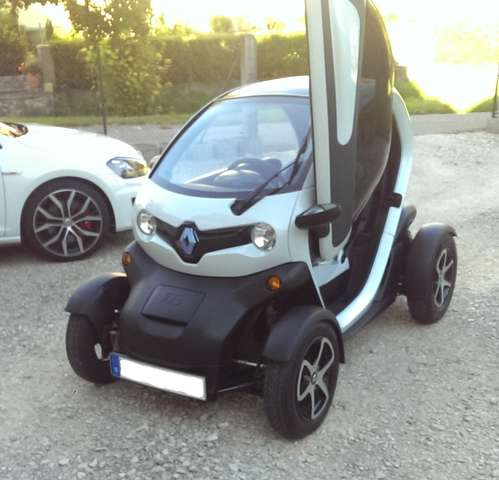 Renault Twizy (ohne Batterie) Technic