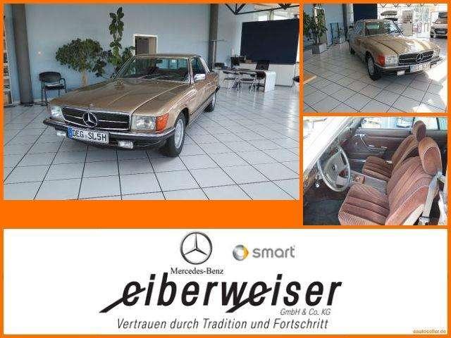 Mercedes-Benz 450 SLC 5.0 Restauriertes Fahrzeug mit Wertgutacht