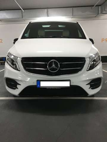 Mercedes-Benz V 250 d lang 4Matic 7G-TRONIC Exclusive Edition