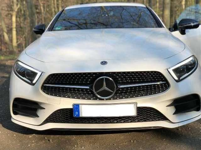 Mercedes-Benz CLS 450 4Matic 9G-TRONIC