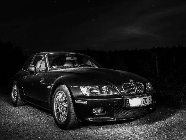 BMW Z3 Coupe 3.0i