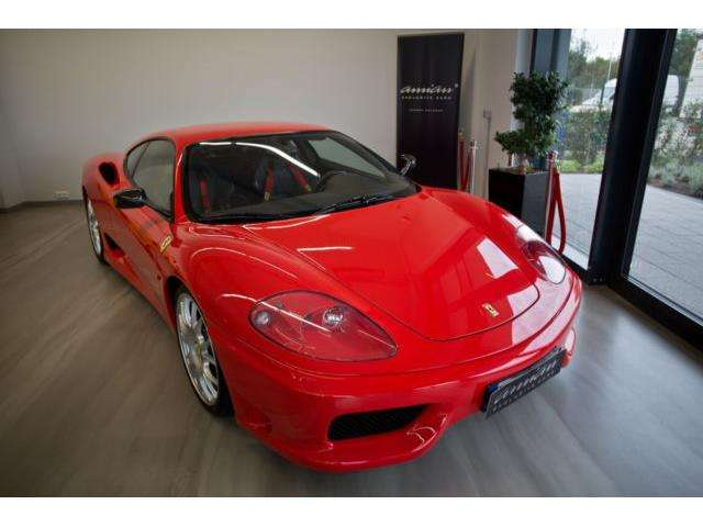 Ferrari 360 Challenge Stradale F1