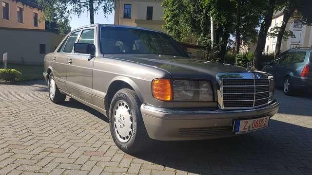 Mercedes-Benz 420 SE Spanienimport absolut rostfrei inkl. TüV