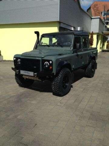 Land Rover Defender 110 CC Crew Cab Einzelstück