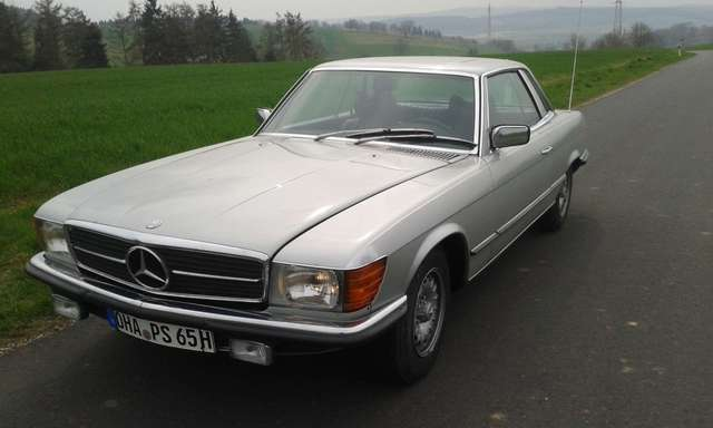 Mercedes-Benz SLC 280