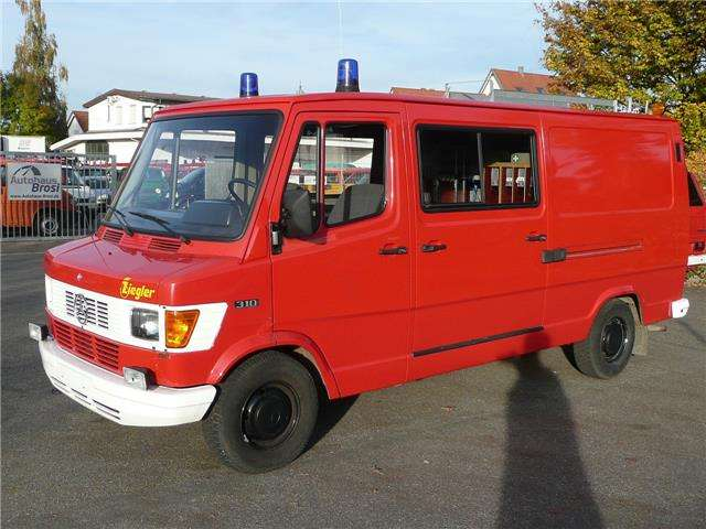 Mercedes-Benz Sprinter 310 Langversion * 1.Hand * nur 44 tkm *
