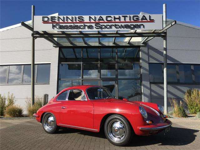 Porsche 356 356 C Carrera 2000 GS Coupé *Top Historie*