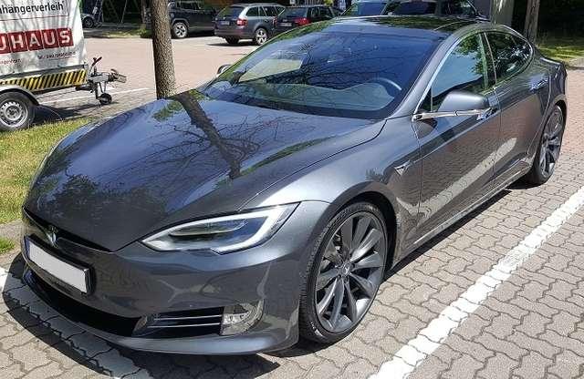 Tesla Model S 100D Vollausstattung, 0,5%-Regel anwendbar!
