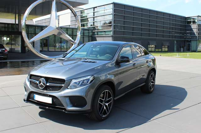 Mercedes-Benz GLE 400 Coupe 4Matic 9G-TRONIC AMG Line