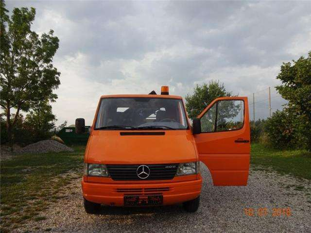 Mercedes-Benz Sprinter 412 D  904.423