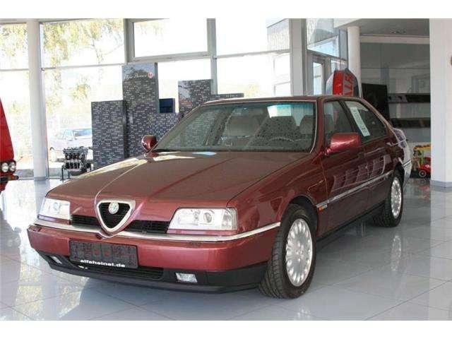 Alfa Romeo 164 (3.0) V6 Super