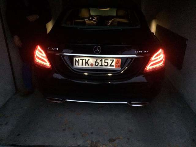 Mercedes-Benz C 220 CDI Edition