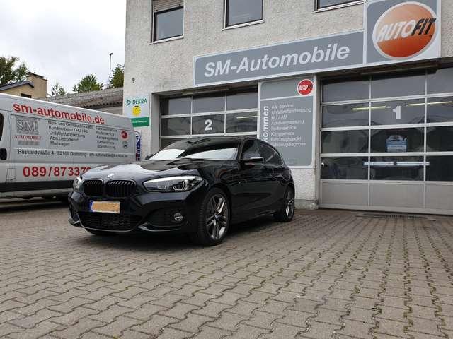 BMW 118 dxDrive, Edition M Sport Shadow, Leder, Hifi,LED,