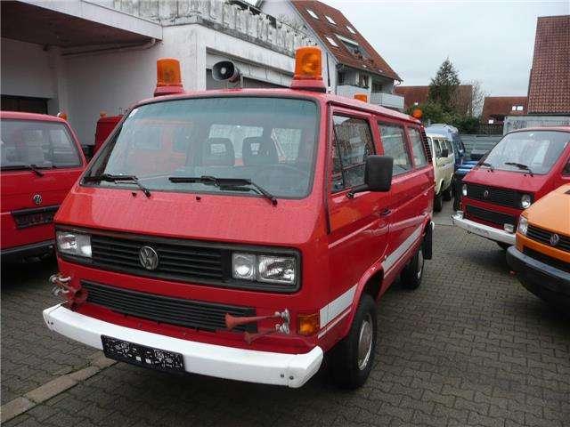Volkswagen T3 Kombi T3 Syncro 2.1 G-Kat * 1. Hand * nur 68 tkm *