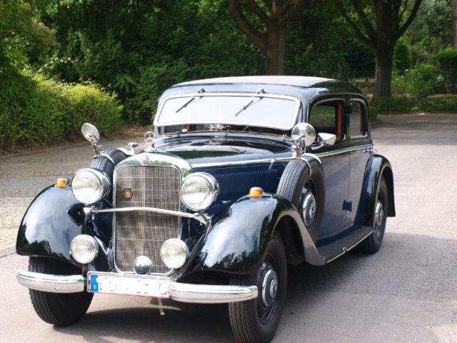 Mercedes-Benz 230 W21 Vor-Kriegs Oldtimer 44 Jahre im Besitz