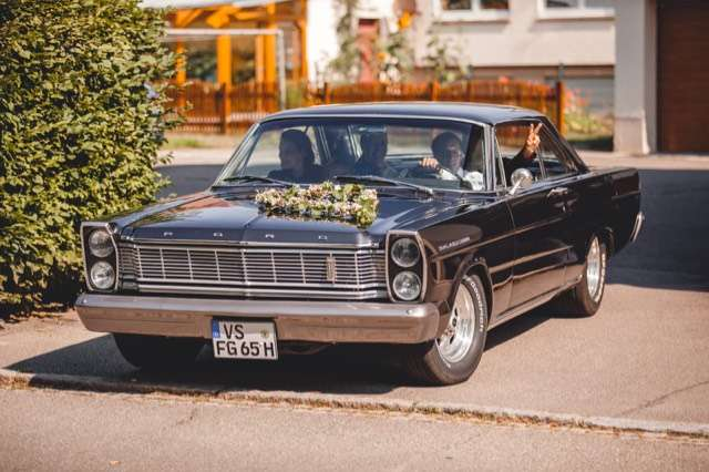 Ford Galaxy Galaxie 500 2 Door FASTBACK