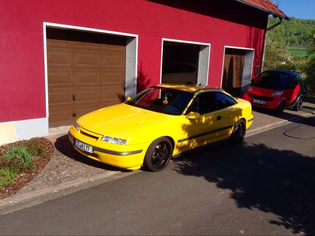 Opel Calibra Color Selection V