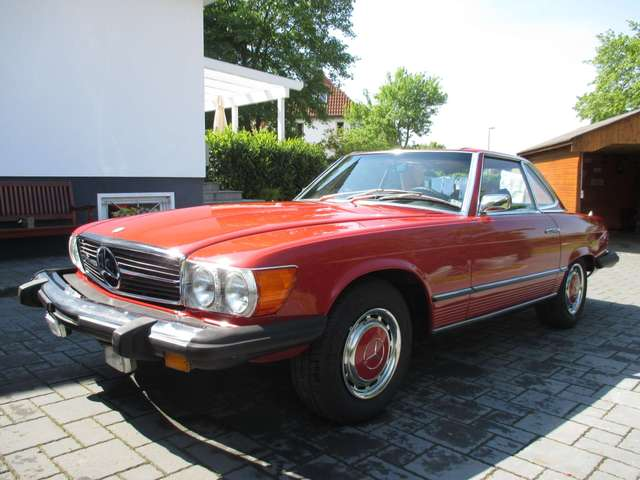 Mercedes-Benz SL 450