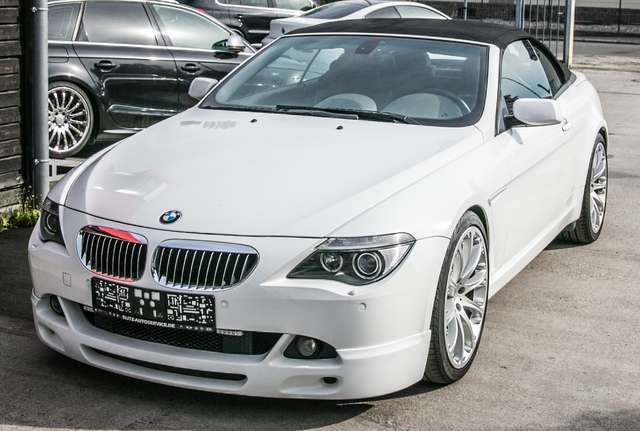 BMW 645 CI Cabrio V8 21 Zoll genialer Zustand super Optik