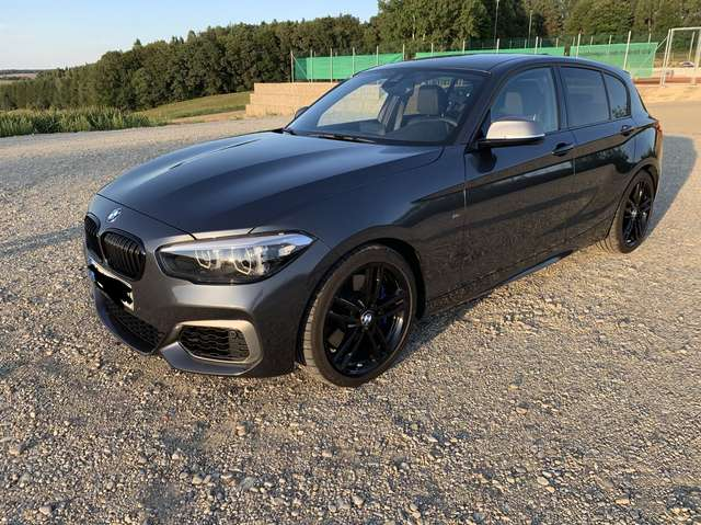 BMW 140 1er  xDrive Aut. Special Edition