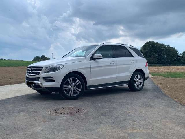 Mercedes-Benz ML 250 BlueTEC 4MATIC 7G-TRONIC