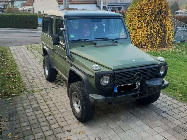 Mercedes-Benz G 230 GE
