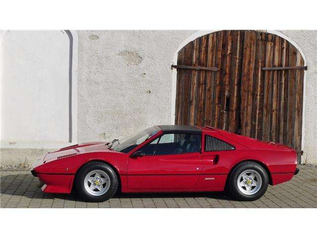 Ferrari 308 308 GTS Vergaser