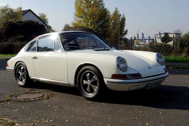 Porsche 911 SWB echter 1965 iger  ( No 300612) Matching-No.