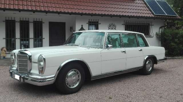Mercedes-Benz 600 Typ W100