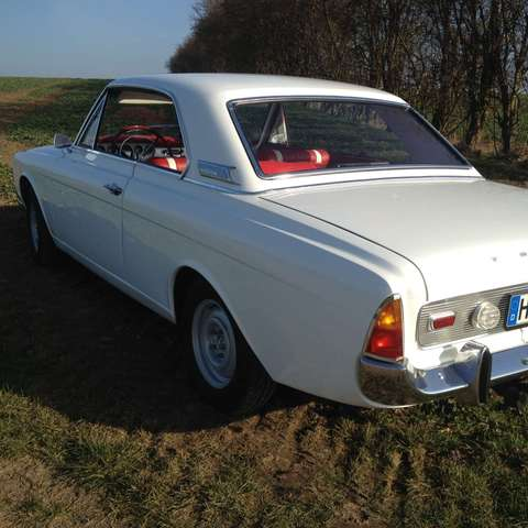 Ford Taunus P5, 20m TS Hardtop Coupe