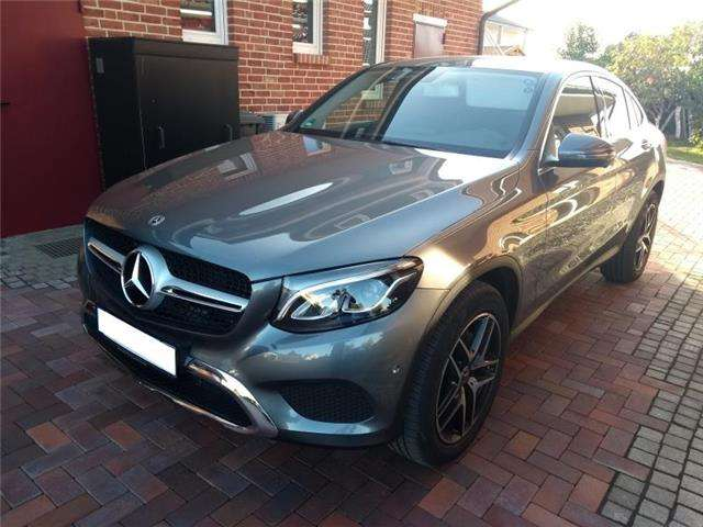 Mercedes-Benz GLC 250 d Coupe 4Matic 9G-TRONIC