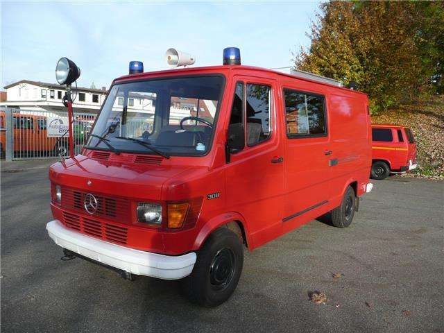 Mercedes-Benz Sprinter 308 Langversion * 1.Hand * nur 19 tkm *