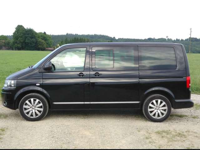 Volkswagen T5 Multivan 4 Motion Highline