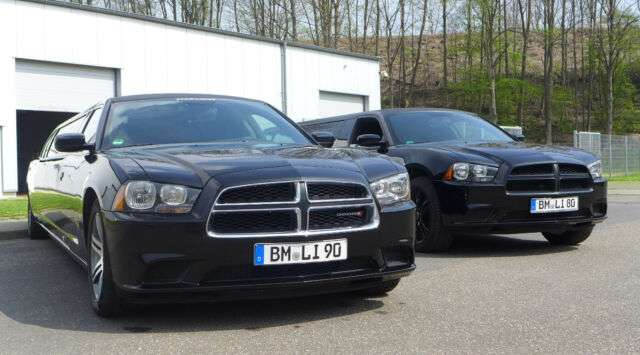 Dodge Charger Stretch-Limousine 63.000 EU Netto/Export