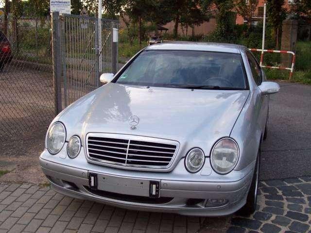 Mercedes-Benz CLK Coupe 200 K / Elegance / Vollausstattung