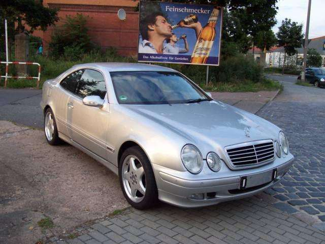 Mercedes-Benz CLK 200 Kompressor / Coupe / Elegance / Vollausstg.